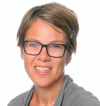 Nina Simonsen har nylig tatt en master i kjedsomhet i videregående skole (Foto: UiS)