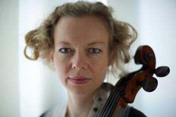 Tanja Orning. (Foto: Carsten Aniksdal)