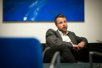 Torbjørn Røe Isaksen (Foto: Skjalg Bøhmer Vold, Khrono)