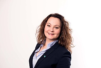 Statssekretær Rebekka Borsch vil se på og dra nytte av forskningen til Jo Ese. (Foto: Marte Garmann, Kunnskapsdepartementet)