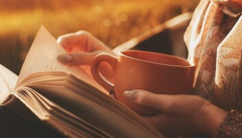 – Vi vil halde fram med å lese bøker