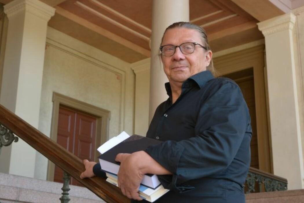 Professor Jukka Mähönen leder prosjektet Futuring Nordics. Forskere håper å kunne gi forskningsbaserte anbefalinger som gjør at bedrifter kan takle fremtidige utfordringer. (Foto: Eva Dobos, UiO)