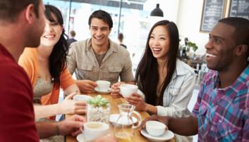 Smilet er internasjonalt og oppfattes nærmest likt over hele verden. Det samme gjelder latter, selv om det varier fra kultur til kultur hvor mye man ler. (Foto: NTB Scanpix)
