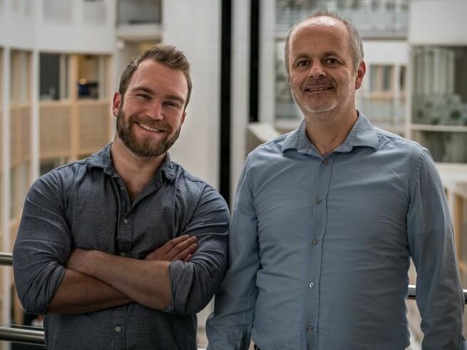 Kristoffer Fretland Øygarden og Pål Bakken ved Nokut ser noen klare fellestrekk som danner grunnlaget for et godt miljø for tilbakemelding og evaluering. (Foto: Kristian Bergh)