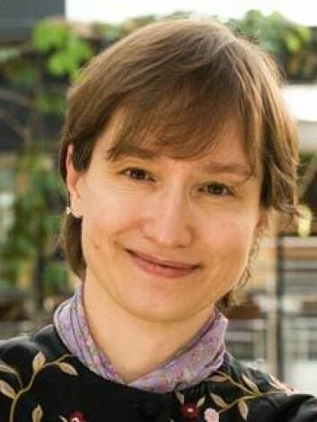 Forsker Elisabete Weiderpass ved Kreftregisteret har vært med på denne studien.  (Foto: Kreftregisteret)