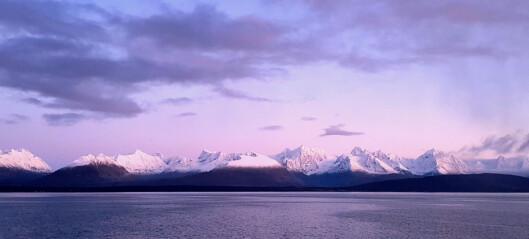Første dag i isbjørnens rike – en litt småkald hilsen fra Kvitøyrenna