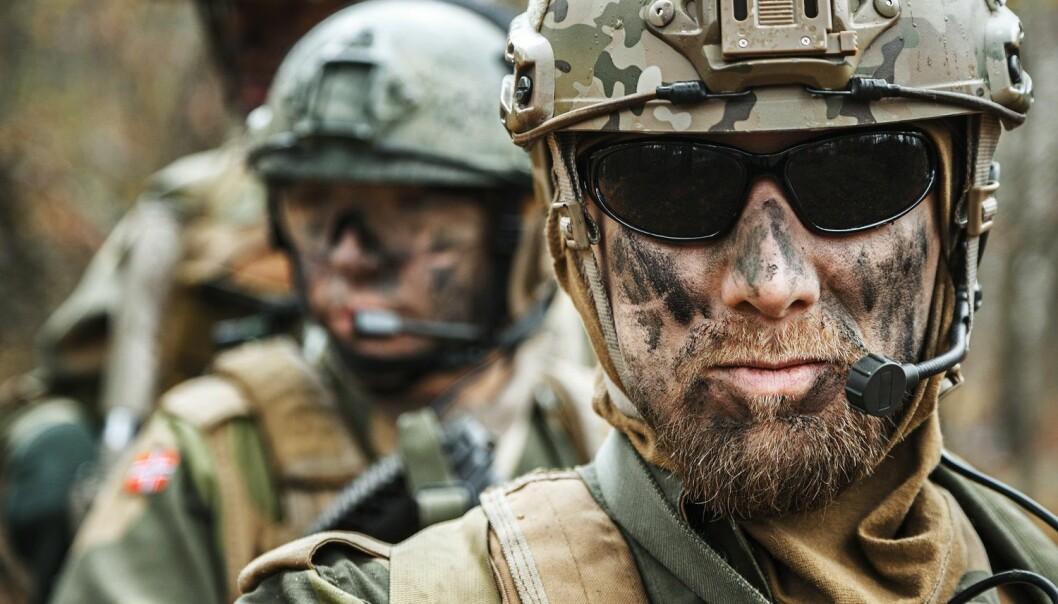 Dagens offiserer gir større frihet til sine underordnede, ut fra det oppdraget som de er satt til å løse. Det stiller andre krav til de som skal bli ledere i Forsvaret. (Illustrasjon: Getmilitaryphotos / Shutterstock / NTB scanpix)