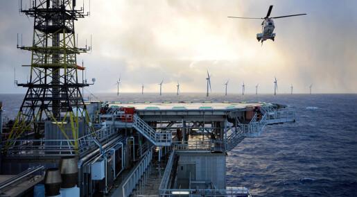 – Må redusere oljeaktiviteten for å skape ny industri