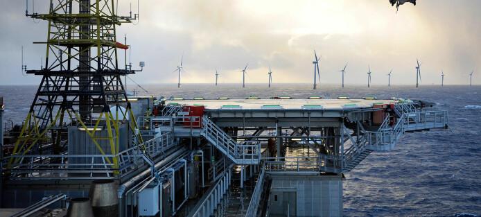 Havvind: – Må redusere oljeaktiviteten for å skape ny industri