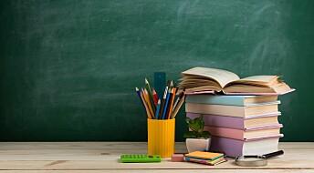 Læreplanene i skolen speiler samfunnet
