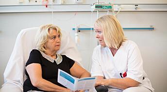 Tester ny oppfølging av kreftpasienter