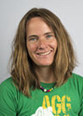 Nina E. Eide forsker på høyfjellsøkologi hos NINA. (Foto: NINA)