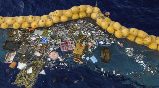 Slik kan sola gjøre plast om til karbondioksid og vann