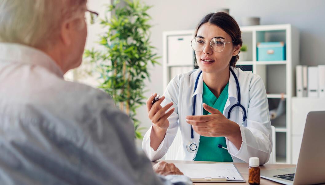 Med ny medisinbruk treng pasientane mindre oppfølging av lege. Det er både ein fordel og ei ulempe. (Illustrasjon: sebra / Shutterstock / NTB scanpix).