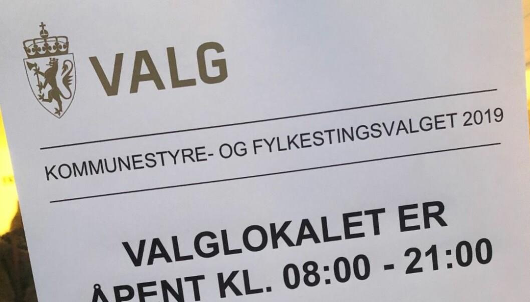 Forskere skal finne ut om utenlandske krefter har prøvd å påvirke det norske kommune- og fylkestingsvalget. (Illustrasjon: Hilde Marie Fjære).