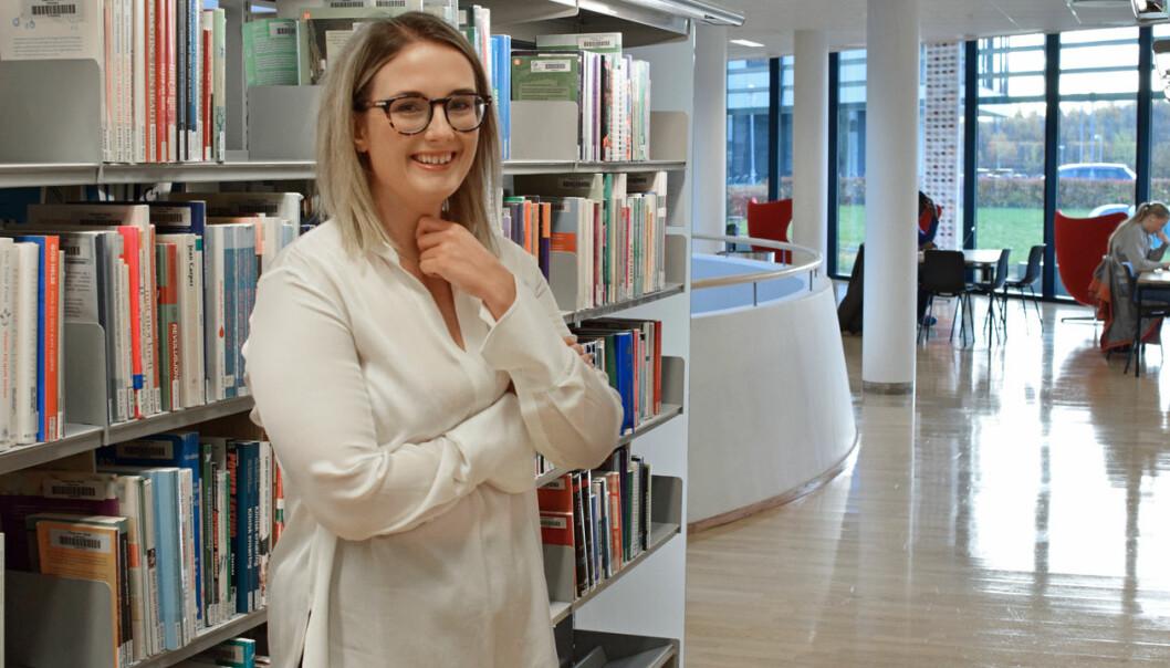 Anne Tjønndal er veldig opptatt av forskningsformidling på en ny og spennende måte. (Foto: Jan Erik Andreassen).