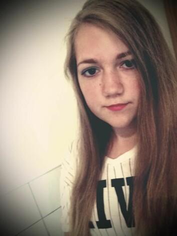 Emelie Kjærnli Kristiansen, 15 år, fra Båsmo ungdomsskole, Mo i Rana (Foto: (Photo: privat))