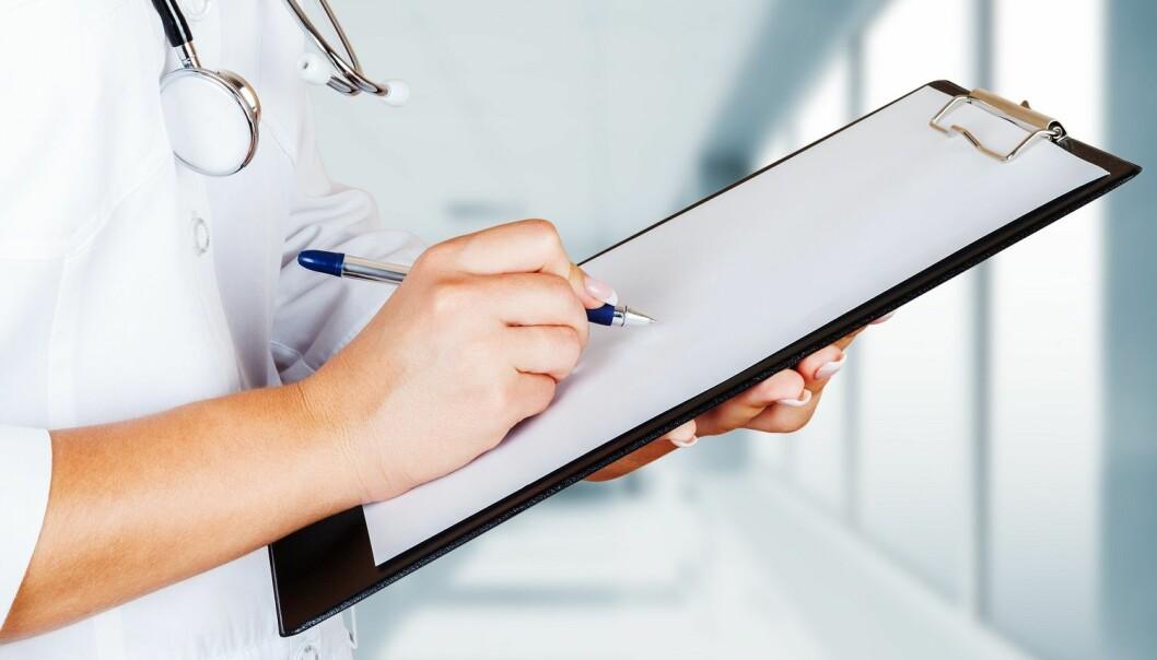 Mye foregår i Norge akkurat nå for å gjøre helsetjenestens journalsystemer mer moderne, slik at de støtter opp om daglig bruk på en bedre måte. (Illustrasjon: Ruslan Ivantsov / Shutterstock / NTB scanpix)