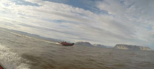 Jakten på triassiske sjømonstere er i gang