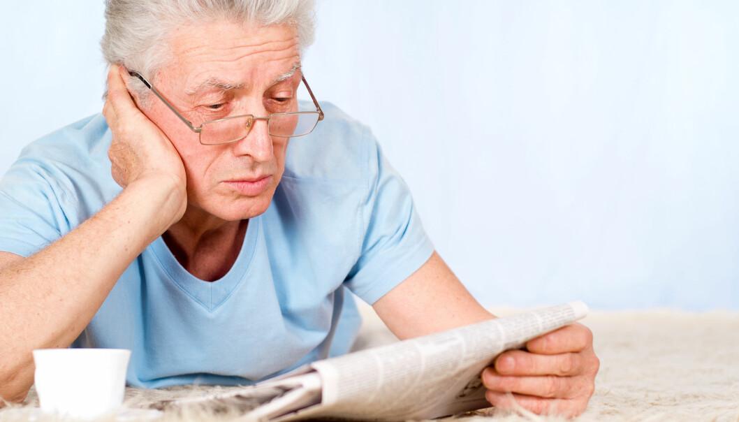 Kommer du til å sprudle av energi når du blir pensjonist eller blir du en gammel grinebiter? Personligheten vår avgjør hvordan vi takler et nytt liv uten jobb, finner svenske forskere. (Foto: Shutterstock)