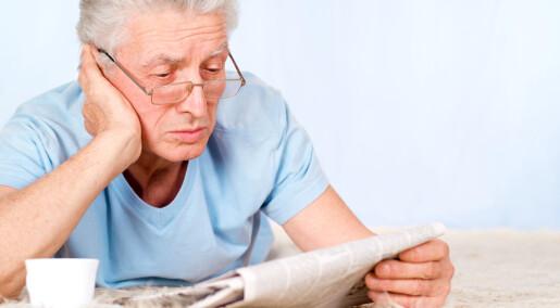 Personligheten din påvirker hvordan du vil trives som pensjonist