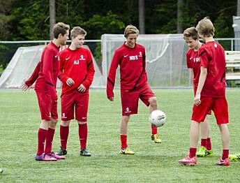 Norske fotballspillere ikke robuste nok