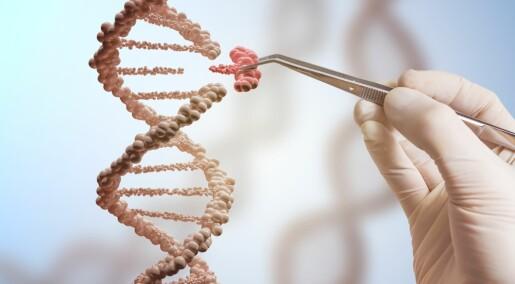 Slik kan forskere ta CRISPR-teknologien til et helt nytt nivå