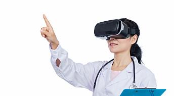 Sykepleierutdanning i virtuelt medisinrom