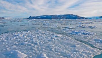 Naturlig nedkjøling fikk isbreene til å vokse