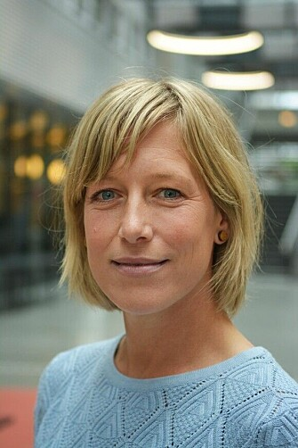 Carina Ribe Fernee is a researcher at the R&D centre of Sørlandet hospital. (Photo: UiA)