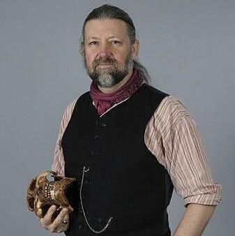 Petter Bøckman (Foto: Naturhistorisk Museum)