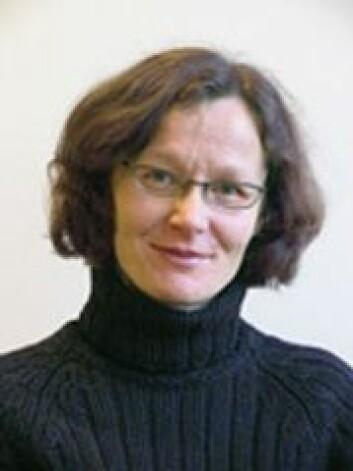 Gun Roos er ernæringsantropolog og Forsker II ved Statens institutt for forbruksforskning. Foto: Sifo