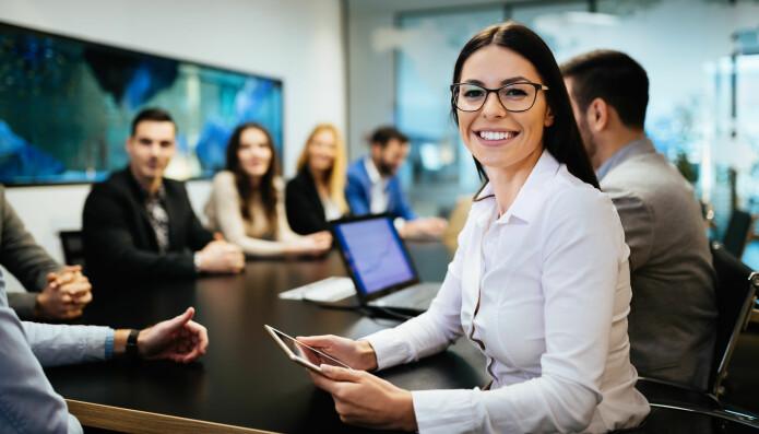 I boken peker forskerne på det de kaller «møtekjeder» – en endeløs rekke av møter der man blant annet planlegger neste møte. (Foto: Shutterstock / NTB scanpix )