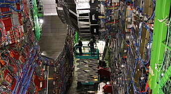 Bli med på innsiden av CERN