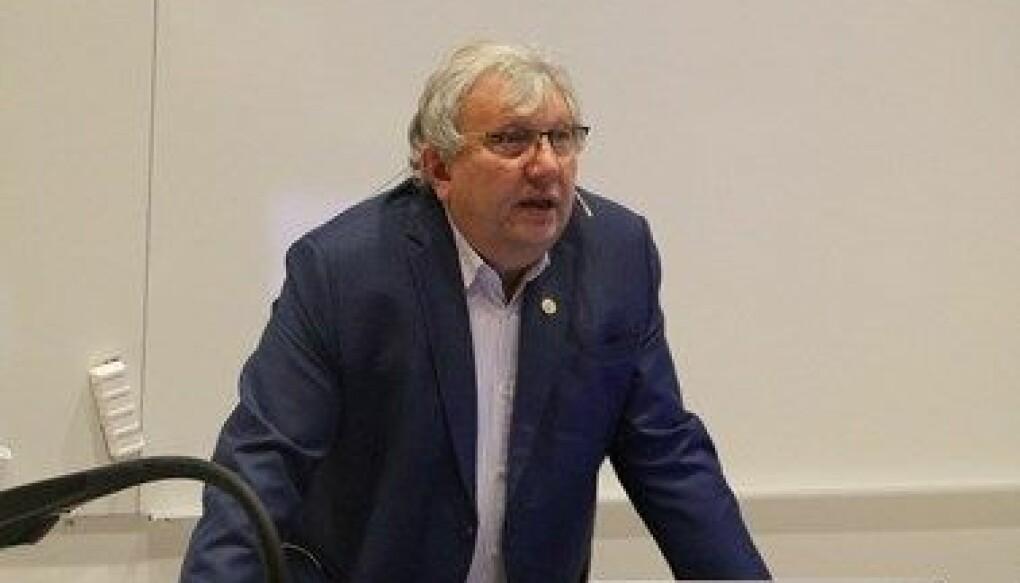 Professor Matthias Kaiser (UiB) har vært prosjektleder for RINO-prosjektet om forskningsintegritet i Norge. (Foto: De nasjonale forskningsetiske komiteene).