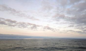 Mellom bakkar og berg under havet