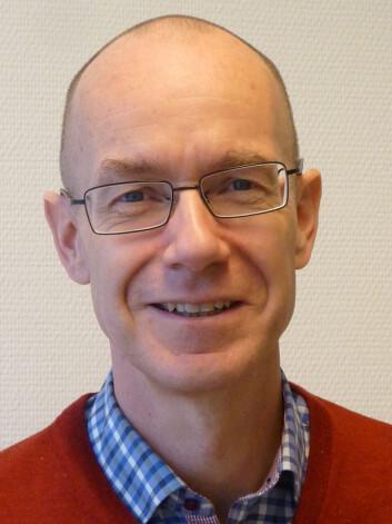 – Vi ønsker å prioritere annerledes, sier Kristian Emil Kristoffersen, leder ved instituttet som har besluttet å si fra seg ansvaret for landets største språksamlinger. (Foto: UiO)