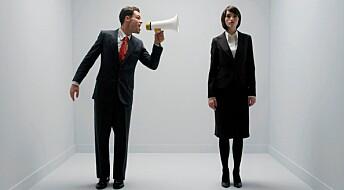Nett-TV: Slik kjenner du igjen en dårlig sjef