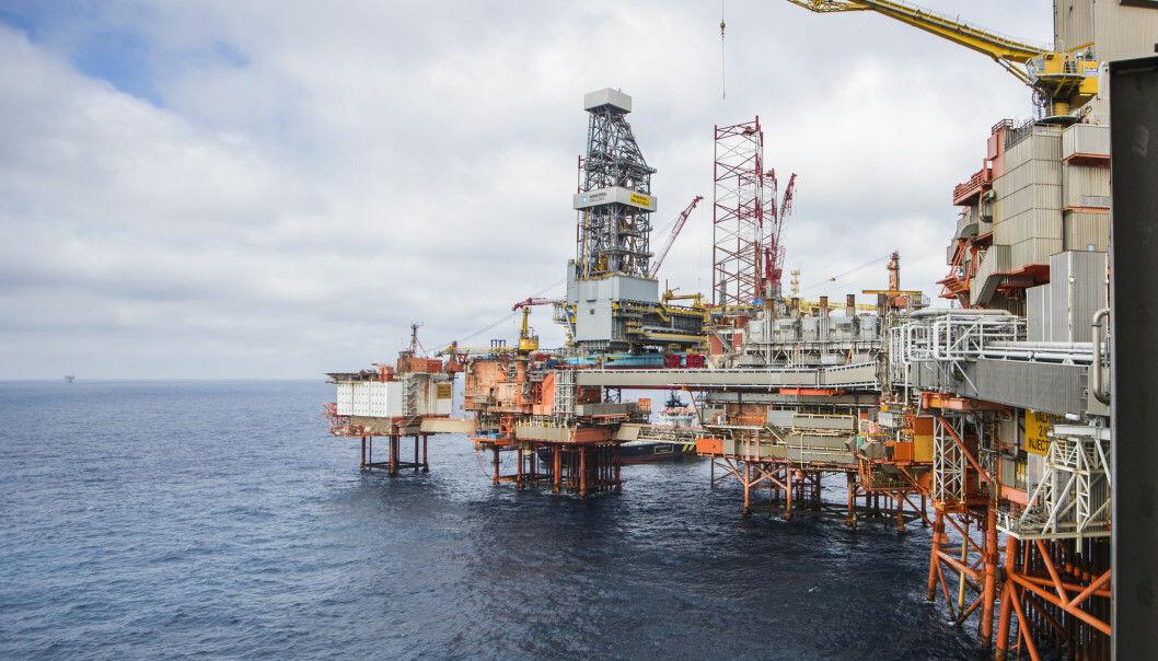 – Vi ser helt klart at økosystemet ikke klarer å komme tilbake til den tilstanden det var i før et oljeutslipp, sier forskningssjef Erik Olsen i Havforskningsinstituttet. (Foto: Larsen, Håkon Mosvold / NTB Scanpix)
