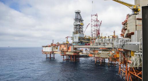 Studie: Oljeutslipp i Norskehavet vil endre økosystemet for alltid