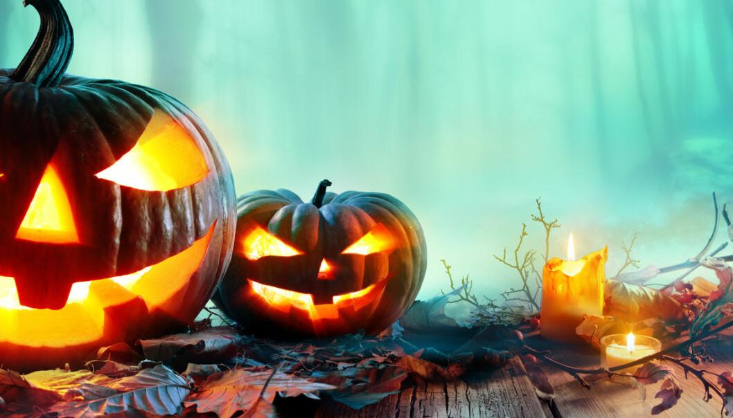 Stadig flere feirer halloween