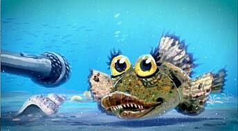 Liten fisk forteller stor historie