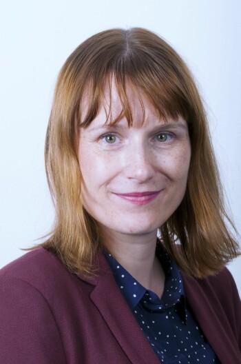 Ylva Østby er postdoktor i psykologi ved Universitetet i Oslo. (Foto: UiO)