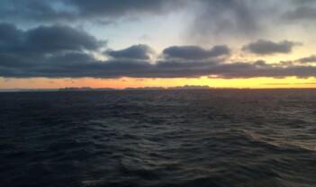 Tokt i Kvitøyrenna «lagt på is»
