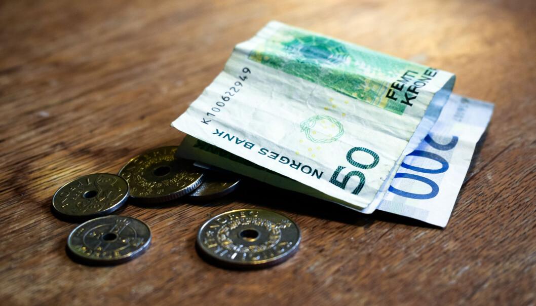 Sammenlignet med mange andre land, er det en liten andel av alle i Norge som har lav inntekt. Men i noen grupper er andelen stor. (Foto: AntiD / Shutterstock / NTB scanpix)
