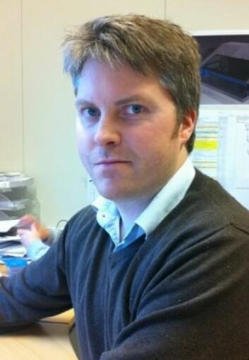 Thomas Hårklau og teknologene fra Kongsberg håper i august å kunne gjennomføre en demonstrasjon på Lista flyplass der hele teknologien bli satt i drift. Da vil Kitemill vise at teknologien deres er kommet så langt at et kite-kraftverk kan fungere helt uten at mennesker styrer det. (Foto: Privat)