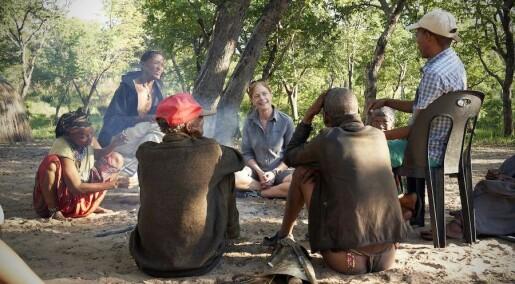 Vi stammer alle fra Botswana, ifølge ny gen-forskning