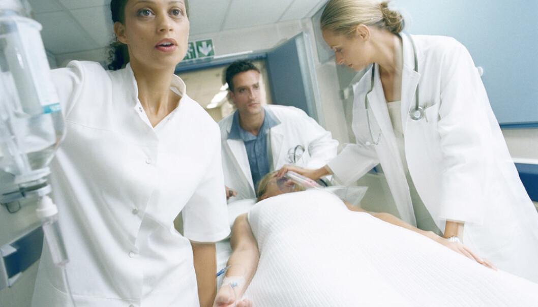 Unge sykepleiere vil ikke ha deltidsjobb