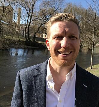 Ivar Elvik is a psychologist at Stavanger University Hospital. (Photo: private)