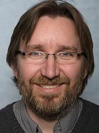 Petter Elstrøm forsker på resistens- og infeksjonsforebygging ved Folkehelseinstituttet.